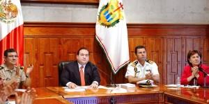 Veracruz, preparado para la temporada invernal: Javier Duarte