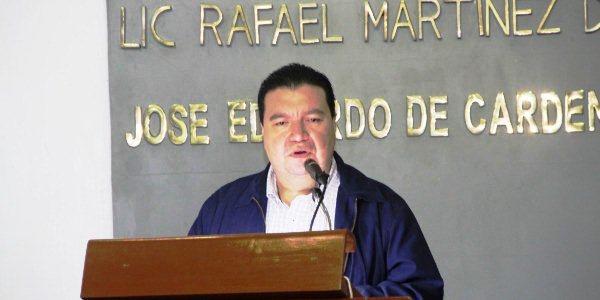 Diputado del PRI Luis Rodrigo Marín Figueroa