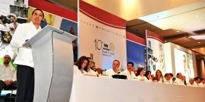 En Veracruz trabajamos para fortalecer el federalismo, por un México mejor: Erick Lagos