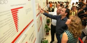 """Consolida Paul Carrillo gobierno incluyente  con más de 13 mil propuestas """"ideas por Benito Juárez"""""""