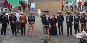 """Torneo """"La Charrería Nos Une"""", una atracción más de la gran feria tradicional de Chiapas"""