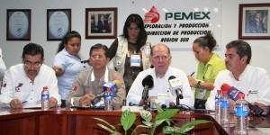 No será en efectivo pago de Pemex a los afectados en Tabasco