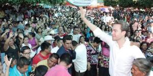 Rinde su Primer Informe de Gobierno Manuel Velasco a los chiapanecos