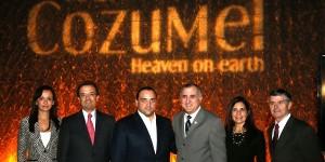 Productiva gira de trabajo del gobernador de Quintana Roo Roberto Borge en Miami