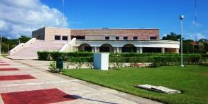 Nuevo Campus Cancún de la Universidad de Quintana Roo en 2014