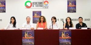 Anuncia gobierno municipal de Cancún agenda cultural por temporada navideña