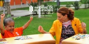 Presenta Karime Macías su Tercer Informe de Resultados en el DIF Veracruz a través de la web