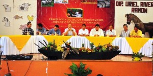 Realizan Primer Foro Productivo en Tabasco