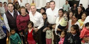 Cerca de 200 mil veracruzanas serán beneficiadas con el Seguro para Madres Jefas de Familia