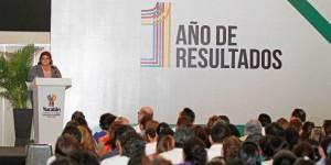 Mujeres, líderes del bienestar de Yucatán