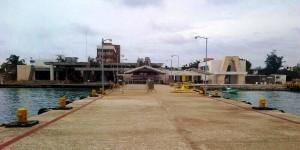 Nueva terminal marítima de Isla Mujeres registra 85 por ciento de avance: APIQROO