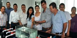 Guatemala interesado por investigaciones de la UJAT en acuacultura