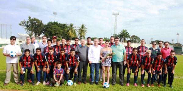 CENTRO Inauguración Torneo 2da. División 02