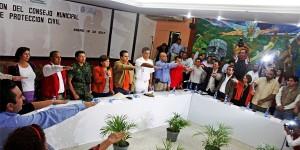Se une Gobierno Municipal de Coatzacoalcos a política pública preventiva en materia de Protección Civil