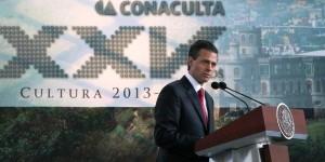 Llama el Presidente Peña Nieto a consolidar a México como potencia cultural del siglo XXI
