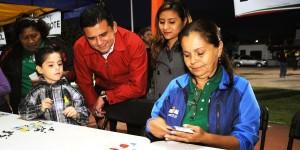 Fomenta el alcalde Fredy Marrufo espacios de sana convivencia para los niños de Cozumel