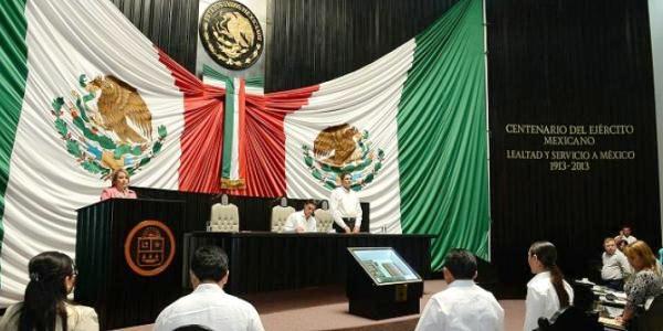 Congreso QROO aprueba reforma politica