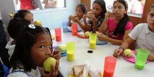 Entrega DIF en Quintana Roo 11 millones de desayunos escolares