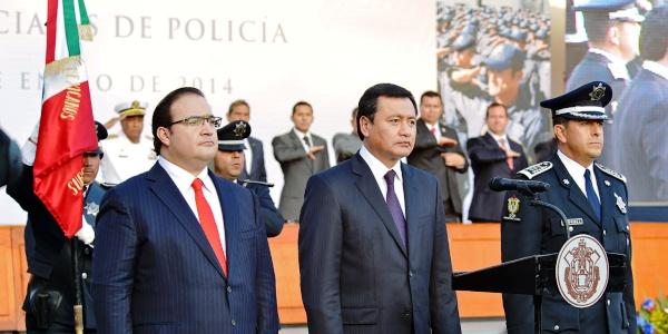 DUARTE Y EL SRIO DE GOBERNACION