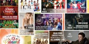 Tito Nieves y otros grandes salseros, en el Carnaval de Veracruz 2014
