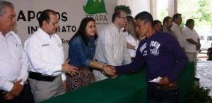 Benefician a mil 092 teapanecos a través del Programa de Empleo Temporal Inmediato
