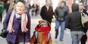 Continuara el frío en Yucatán, se esperan mínimas de 10 a 15 grados