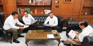 Gobierno de Yucatán  e INEA emprenderán cruzada contra el analfabetismo