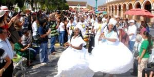 Lleno total por fiestas de La Candelaria en Veracruz