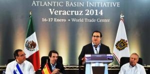 México y Veracruz, preparados para la Iniciativa Cuenca del Atlántico: Javier Duarte