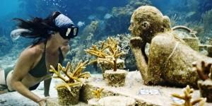 Un éxito en el mundo Museo Subacuático en Cancún Quintana Roo