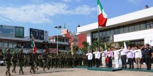 200 policías de elite vigilan la zona fronteriza en Chiapas