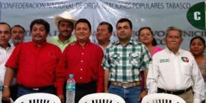 Se destapa Daniel Castro para dirigir la CNOP en Tabasco