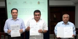 Gobierno Federal y Quintana Roo invertirán 37 millones de pesos en desarrollo social para comunidades