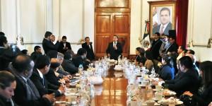 Encabeza SEGOB Veracruz reunión anual sobre migración
