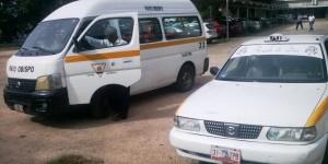 No hay aumento en la tarifa de taxis en Chetumal. SINTRA