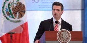 El presidente Enrique Peña Nieto se compromete a abastecer de agua a todo el país