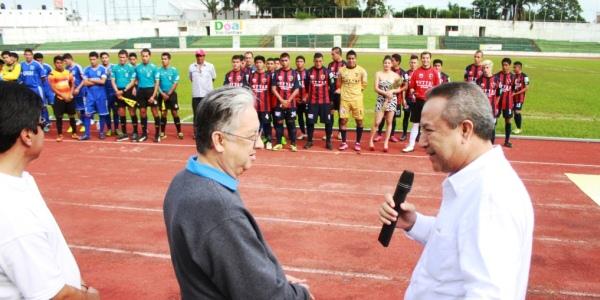 centro Inauguración Torneo 2da. División