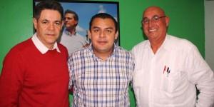 Envía CNOP a Delegado Especial para proceso de renovación del sector en Tabasco