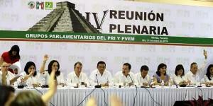 El PRI abierto a construir acuerdos y buscara el consenso de la mayoría: Cesar Camacho