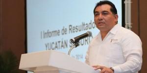 Políticas de seguridad, base del bienestar en Yucatán: Víctor Caballero Duran