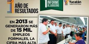 Este domingo 19 de enero primer informe del gobernador de Yucatán