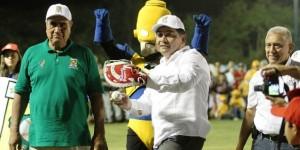 Más apoyo al rey de los deportes en Yucatán