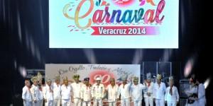 Carnaval de Veracruz es nuestra vida: ex reyes