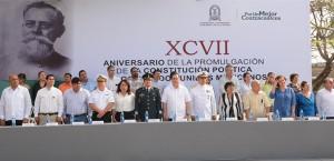 El gobierno de Coatzacoalcos cumple por el camino correcto de la Ley