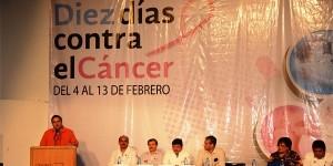 Inculcar la cultura de la prevención en Coatzacoalcos, objetivo de Diez días contra el cáncer