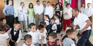 Comienza Primera Semana Nacional de Salud en Yucatán