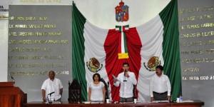 Luis Rodrigo Marín y Verónica Castillo presidirán en marzo trabajos legislativos