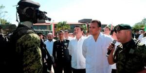 Conmemoran en Yucatán Día del Ejército Nacional