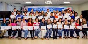 Reconoce UJAT a participantes del programa International Culture Virtual Project