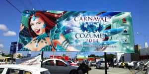 Promociona Cozumel el Carnaval en la Riviera Maya
